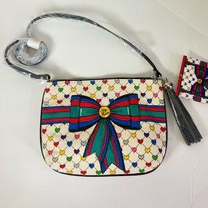 Brighton love & joy pouch crossbody bag NEW